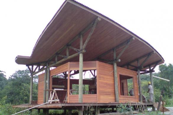 Estruturas em Madeira Serrada