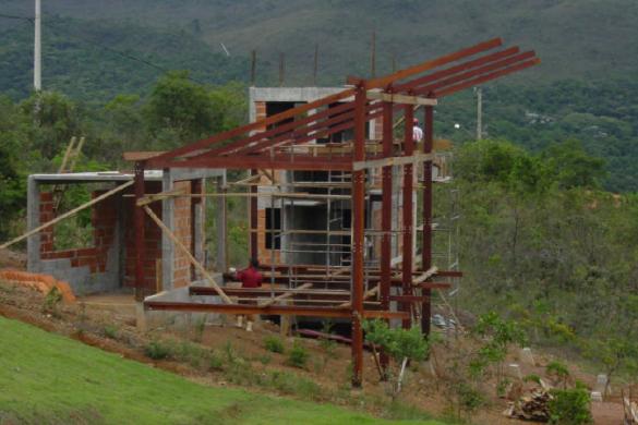 Residência em Estrutura Mista