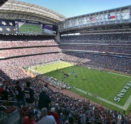 Construção de estádios