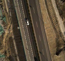 'Estrada inteligente' na China